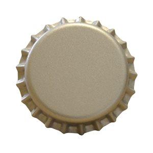 BEER BOTTLE CAP PRY OFF GOLDEN (60 / PACK)