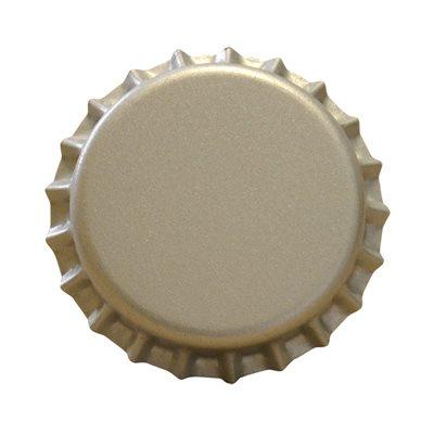 BEER BOTTLE CAP TWIST OFF GOLD (60 / PACK)