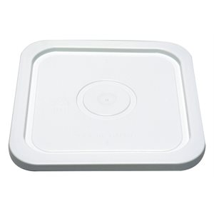 LID FOR 13 GALLON HINGED WHITE