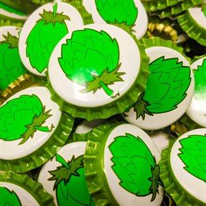 Capsules Verte Houblon (100)