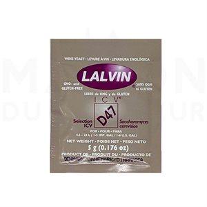 Levure - Lalvin D47