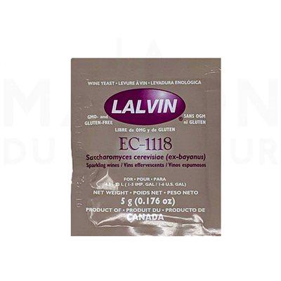 Levure - Lalvin Ec-1118