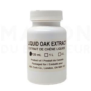 Additif - Extrait De Chene Liquide 120 Ml