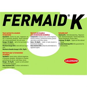 Additif - Fermaid-K