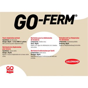 Additif - Go-Ferm