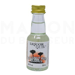 ADDITIF - LIQUOR QUIK - COCONUT RUM 20ML